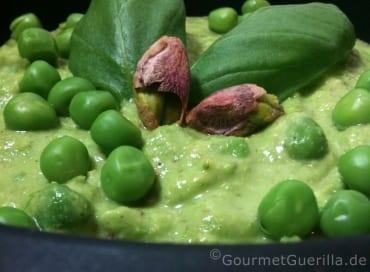 Erbsen-Pistazien-Pesto |GourmetGuerilla.de