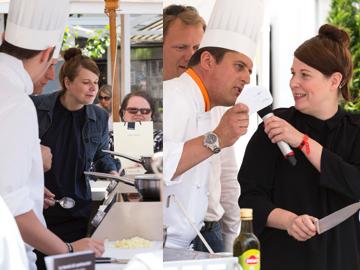 Genussfestival Tirol Moderation |GourmetGuerilla.de