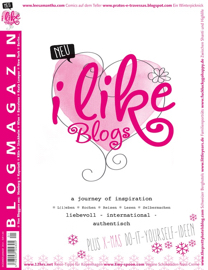 I like Blogs Titel