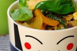 Tofu in scharfer Bohnensoße |GourmetGuerilla.de