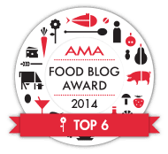 Logo AMA Food Blog Award