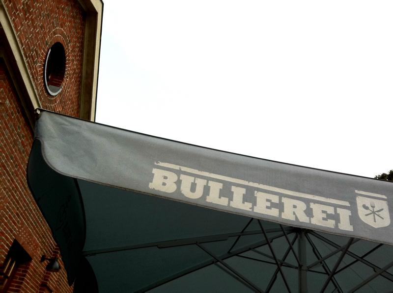 Biergarten Bullerei Hamburg