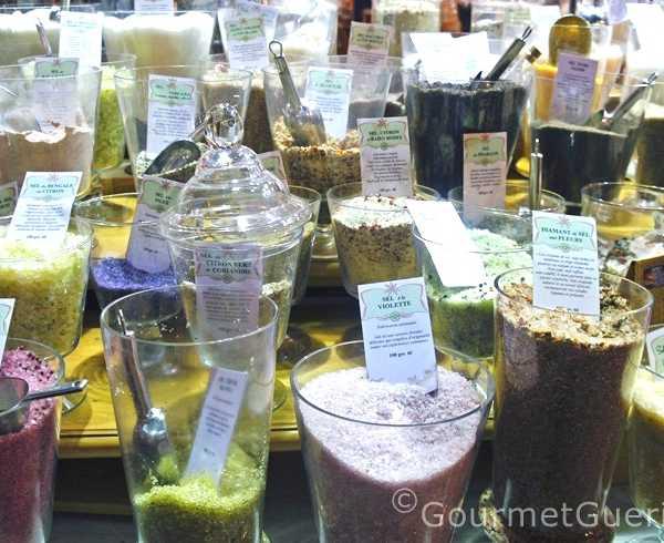 Salz in Nizza |GourmetGuerilla.de