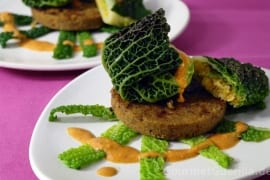 Wirsingpäckchen #rezept #gourmetguerilla