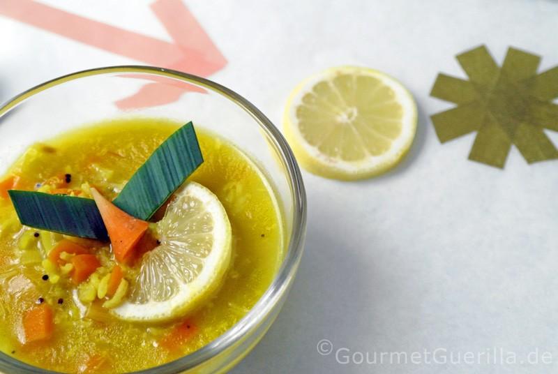Zitronen-Reis-Suppe | GourmetGuerilla.de