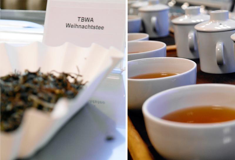 Eine einmalige Verbindung: Indien trifft China und ich den Teekenner bei Teekanne