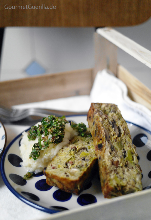 Falscher Hase vegetarisch  GourmetGuerilla.de