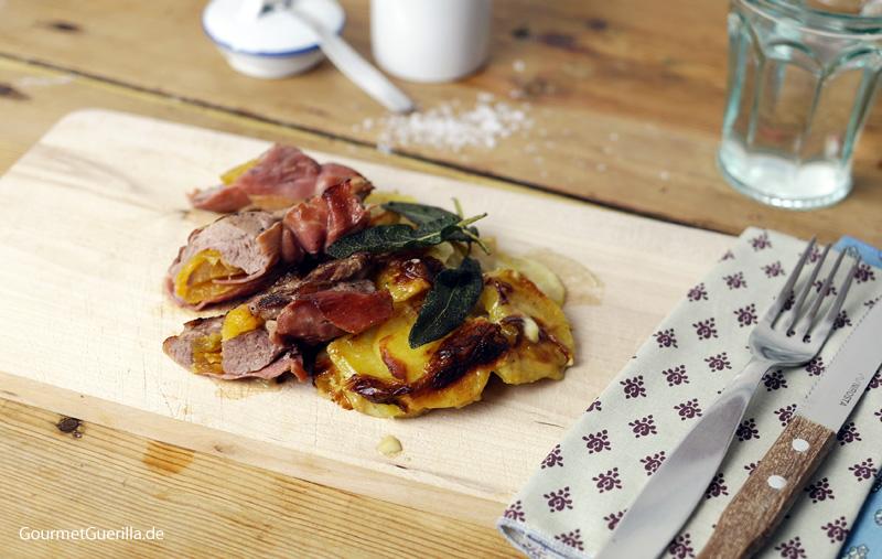 Lammfilet mit Aprikosen |GourmetGuerilla.de