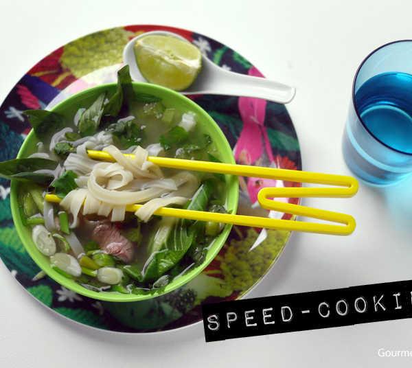 Vietnamesische Nudelsuppe Pho |GourmetGuerilla.de