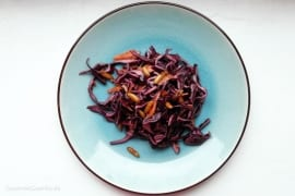 Salat Winterrohkost mit Hüttenspeck |GourmetGuerilla.de