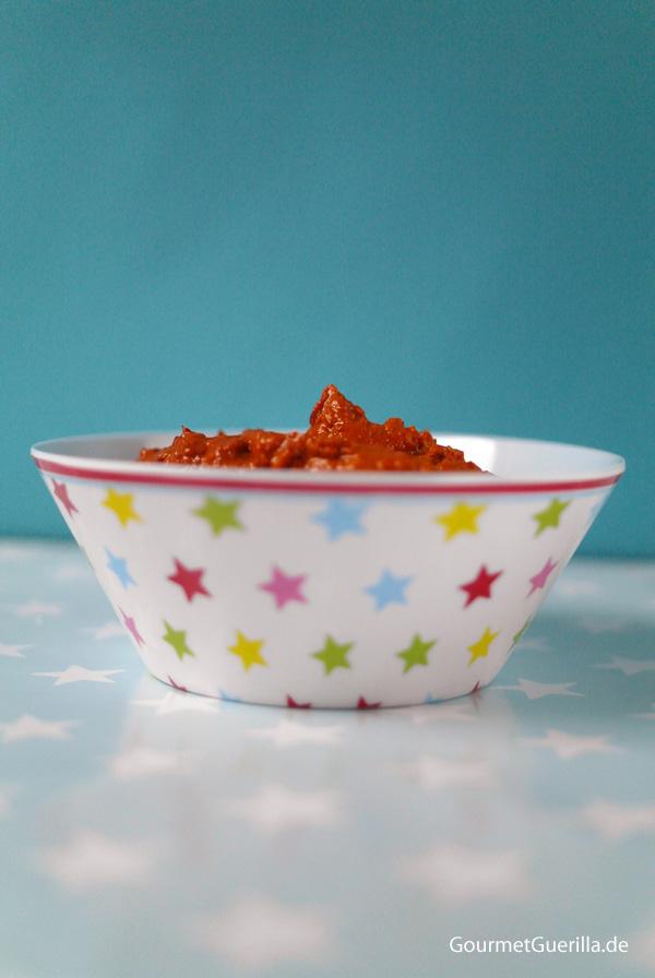 Ein einfaches Rezept für selbstgemachte Harissa |GourmetGuerilla.de