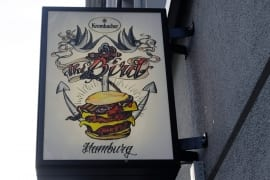 The Bird Hamburger in Hamburg