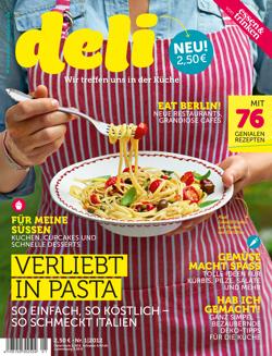 Deli Magazin Cover