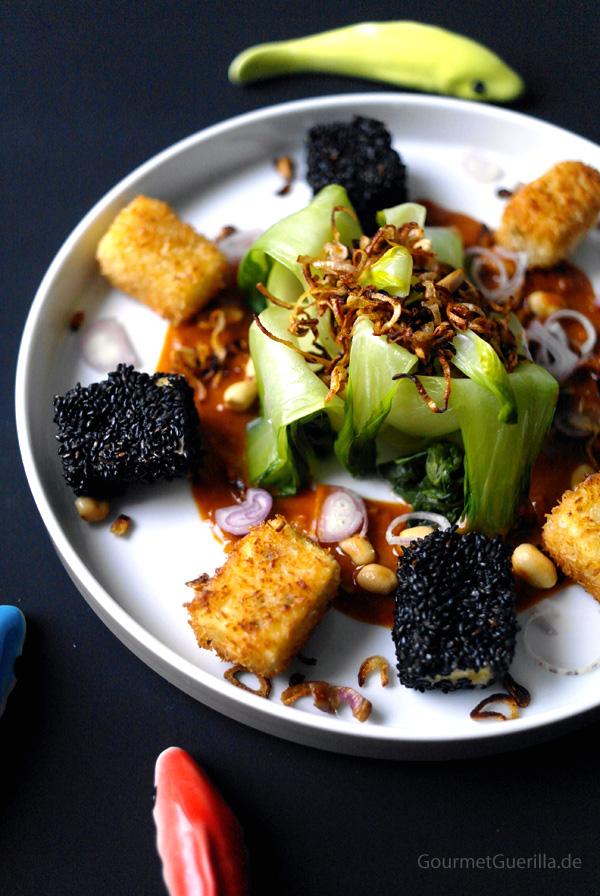 Paksoi_Schalottencrunch_Sesam_Kokos_Tofu2