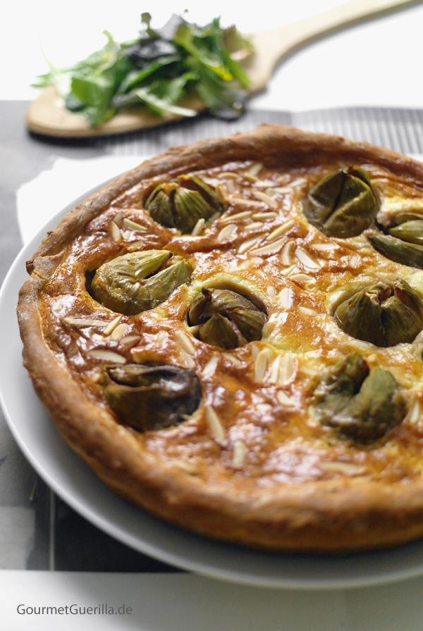 Feigen-Gorgonzola-Tarte von GourmetGuerilla  #brunch #buffet #einfach
