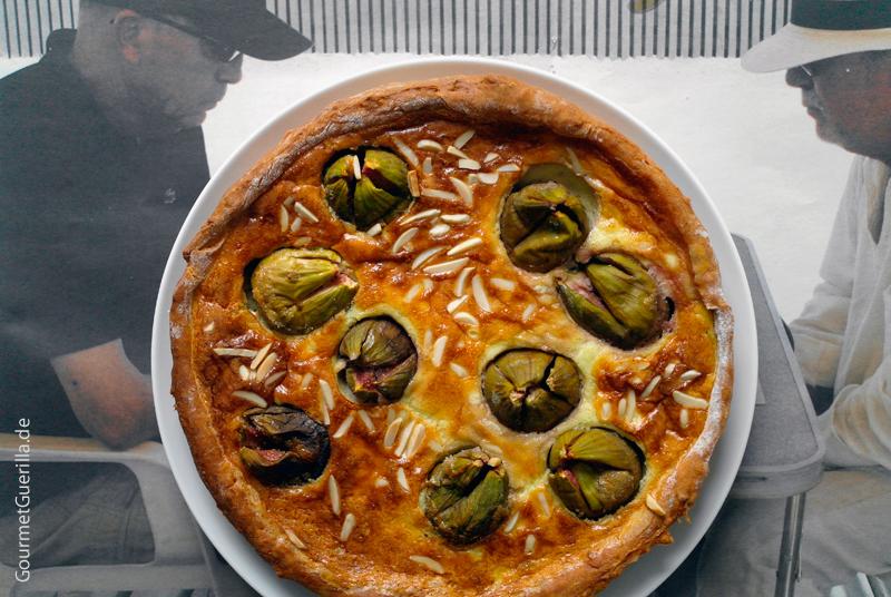 Feigen Gorgonzola-Tarte #rezept #gourmetguerilla