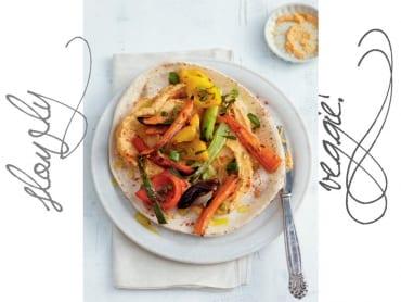 Slowly Veggie Foodzeitschrift Review #gourmetguerilla