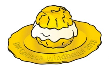 Goldener Windbeutel 2013 Foodwatch