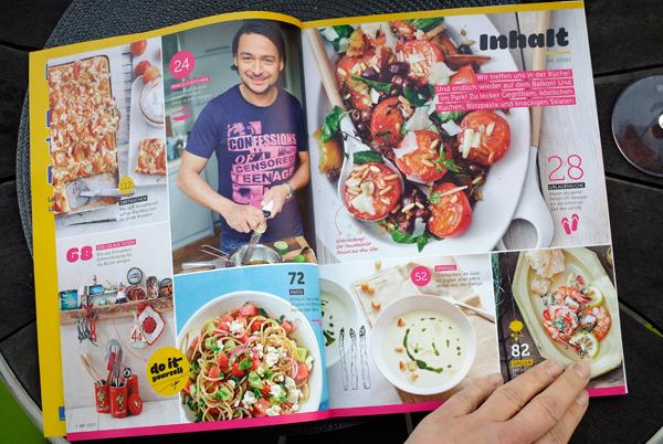Foodmagazin Deli_2_Inhalt