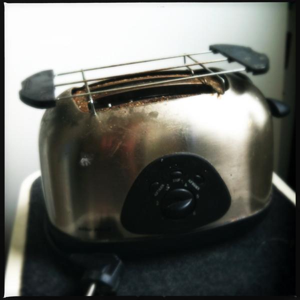 Ex-Toaster