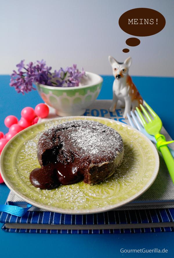 Schokoladenmalheur #rezept #gourmetguerilla #brownies #maximalschokoladig #backen