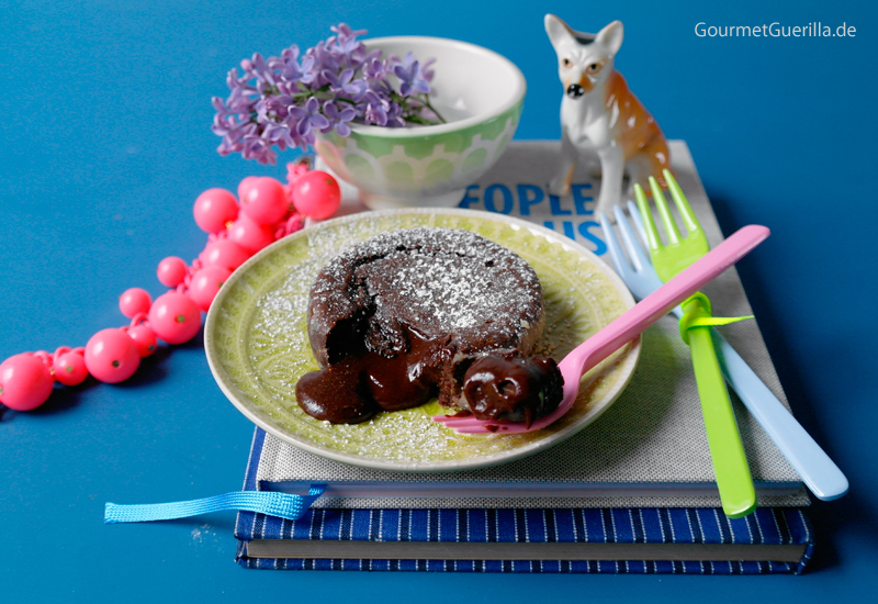 Schokomalheur #rezept #gourmetguerilla #dessert