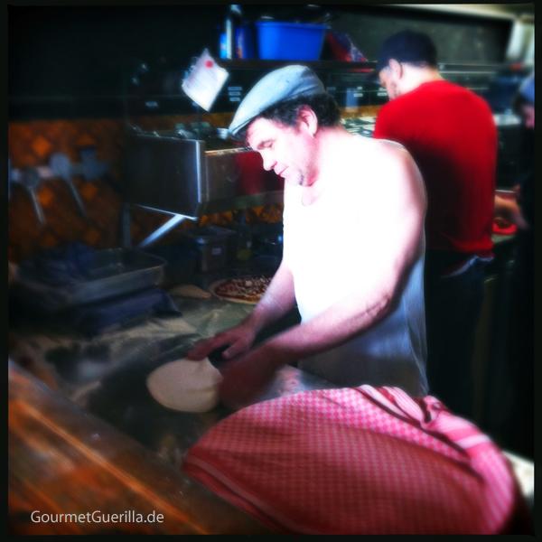 Slim Jims Hamburg Restaurantkritik #gourmetguerilla #pizza #szenehamburg