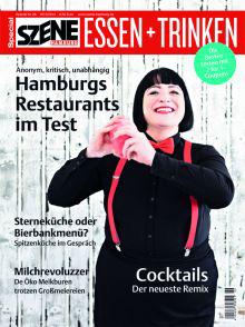 Szene Hamburg Special Essen und Trinken 2013
