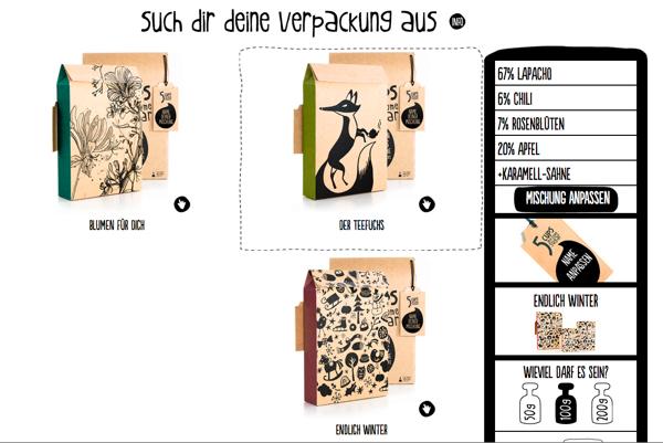 5 CUPS Verpackungen
