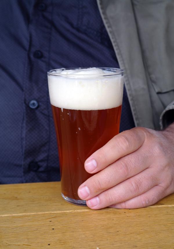 Altes Maedchen Bier
