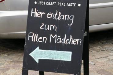 Altes Mädchen Hamburg #gourmetguerilla #restaurantkritik