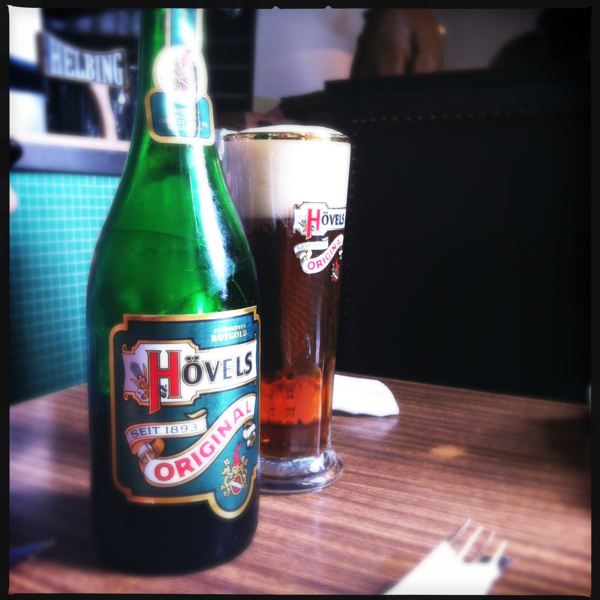 Oberhafenkantine Bier