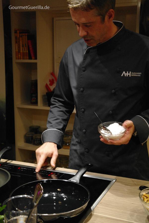 Alexander Herrmann Weisses Karamell #gourmetguerilla