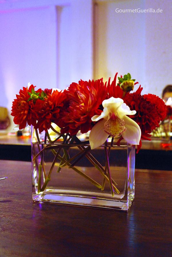 Blumen StarKüche
