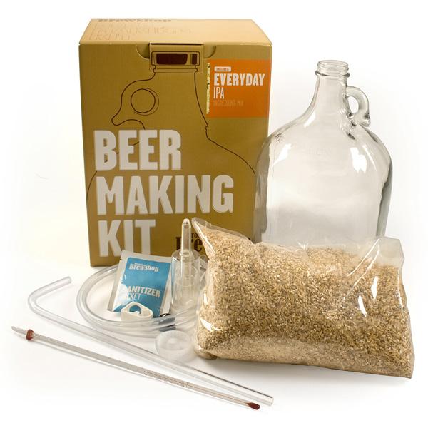 Brooklyn Brew Shop Bierbrau Set