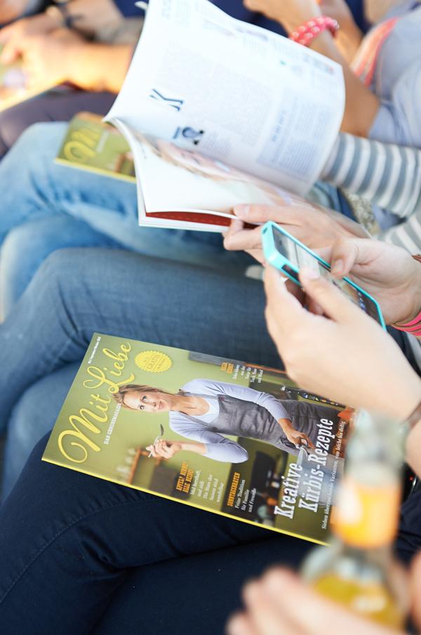Mit Liebe Kundenzeitschrift EDEKA