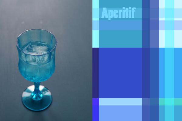 GourmetGuerilla Heute esse ich nur mal blau #bleibhungrigaufneues