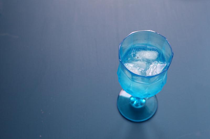 GourmetGuerilla Heute esse ich mal nur blau #bleibhungrigaufneues