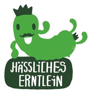 Häßliches Erntlein Das etwas andere Erntedankfest Logo