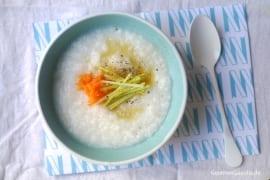 Congee das einfachste Essen der Welt #rezept #gourmetguerilla