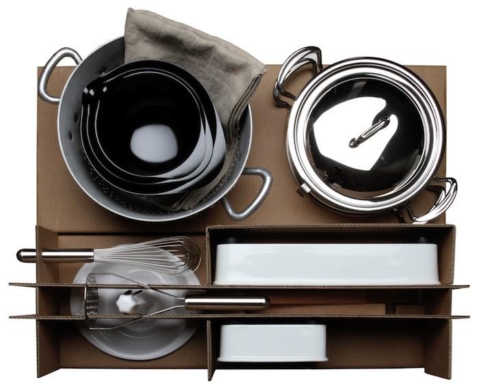 Malle Trousseau Kitchen Set