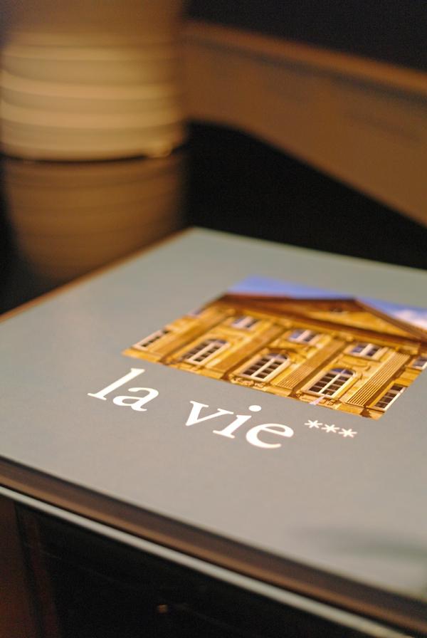 La Vie Bildband