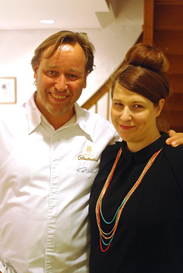 Thomas Bühner und Mel Buml