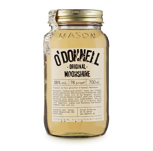 O´Donnell Moonshine Korn #gourmetguerilla