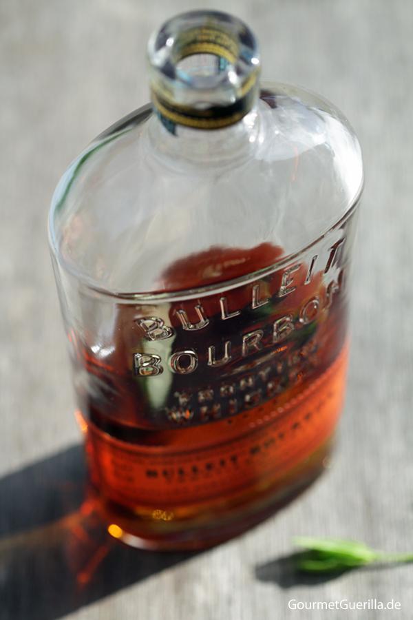 Bullleit Bourbon Apple-Mint-Julep #gourmetguerilla #drink #frühling #bourbon