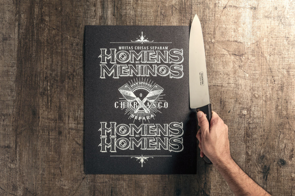 Tramontina Barbecue Bibel Messerschleifer