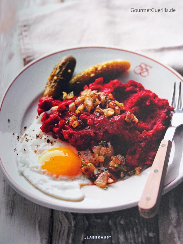 Deutschland vegetarisch Kochbuch Labskaus #gourmetguerilla #buchbesprechung