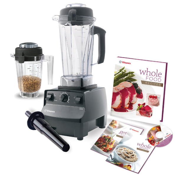 Vitamix_TNC 5200_Schwarz_Super Set