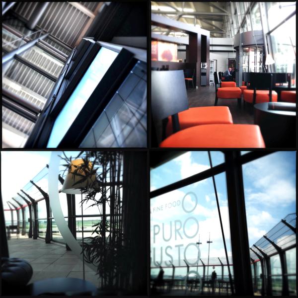 Flughafen Hamburg Architektur