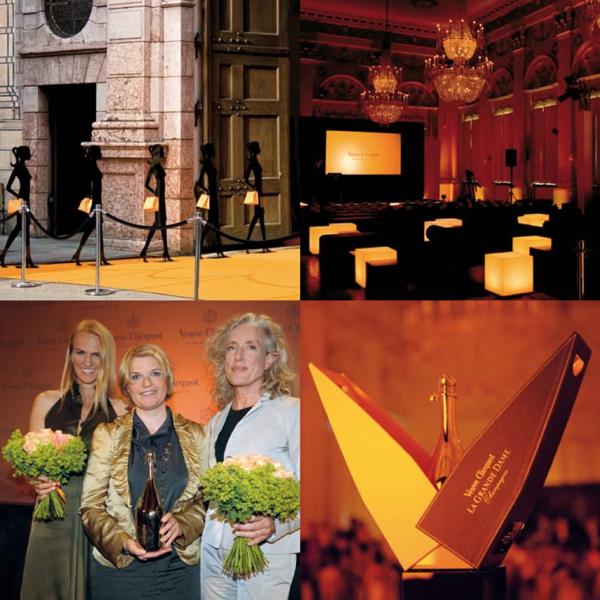 Prix Veuve Clicquot Preisverleihung